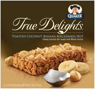 Quaker True Delights