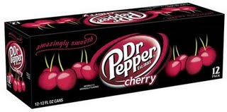 Dr. Pepper Cherry 12 Pack