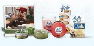 Glade Holiday Candle Promotion