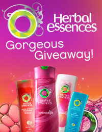 Herbal Essences Gorgeous Giveaway