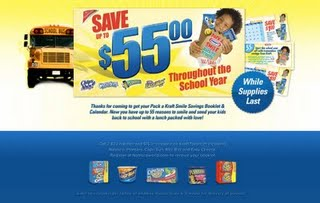 Nabisco Coupon Book