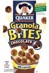 Quaker Oatmeal Bites