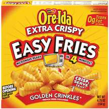 Ore-Ida Extra Crispy Golden Crinkle Fries