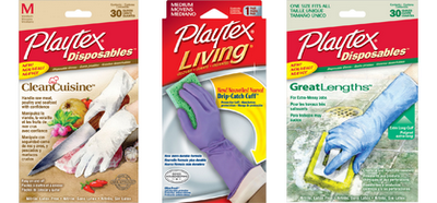 Playtex Gloves