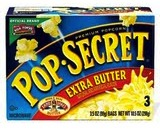 Pop Secret Extra Butter