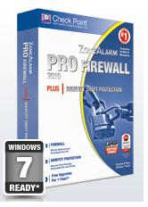 ZoneAlarm Pro Firewall Software
