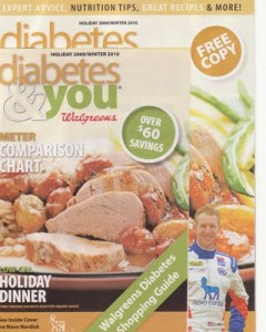 Walgreens Diabetes and You Coupon Booklet