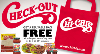 Chi Chi Reusable Bag