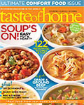 Taste of Home Magazine